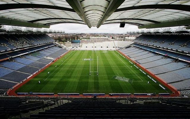 The home of the GAA, Croke Park in Dubln.