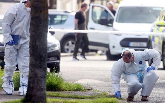 Shooting at Whitechapel Grove, Blanchardstown, Dublin