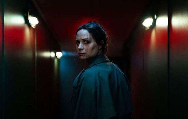 Niamh Algar in Censor.