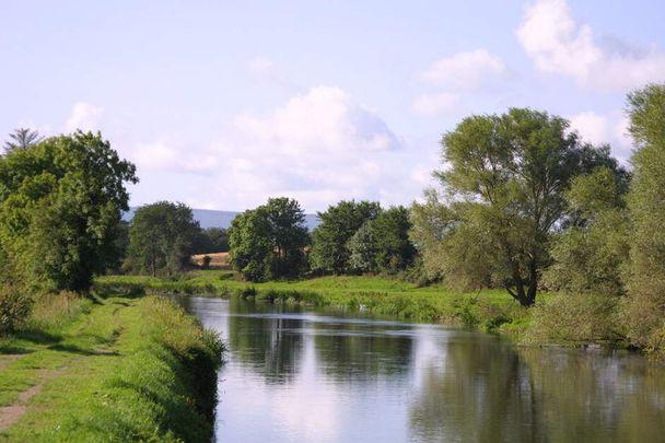 River Barrow, County Carlow.