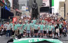 NY Celtic supporters to walk from Yankee Stadium to Battery Park for charity
