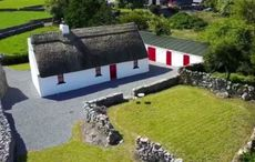 Picture perfect thatched cottage in the heart of a Galway town