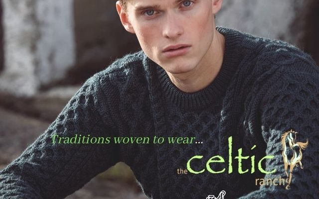 """Celtic Ranch sells a wide selection of genuine """"made in Ireland"""" pieces."""