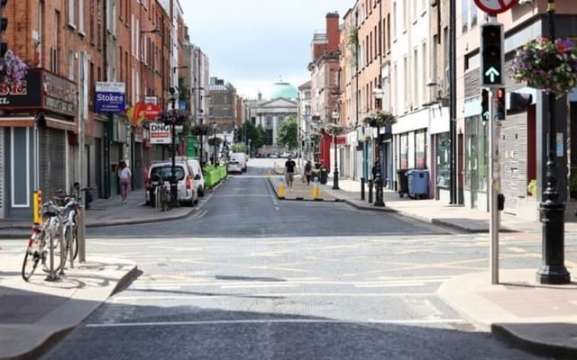 Dublin\'s Capel Street will be made fully pedestrianized on weekend nights from next Friday.
