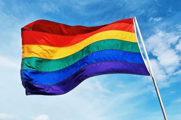 The LGBT Pride rainbow flags were taken down and burned in Waterford on Sunday night.