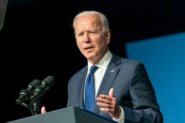 June 1, 2021: President Joe Biden delivers remarks on the 100th anniversary of the Tulsa Massacre Tuesday at the Greenwood Cultural Center in Tulsa, Oklahoma.