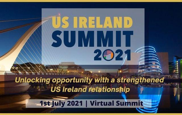 US Ireland Summit 2021.