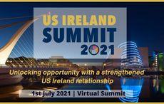 WATCH: 2021 US Ireland Summit - conversations around the impact of stronger US-Ireland relations