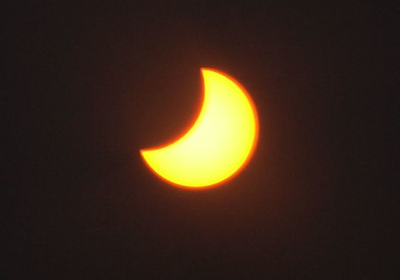 A partial solar eclipse will take place on Thursday morning, June 10, 2021.