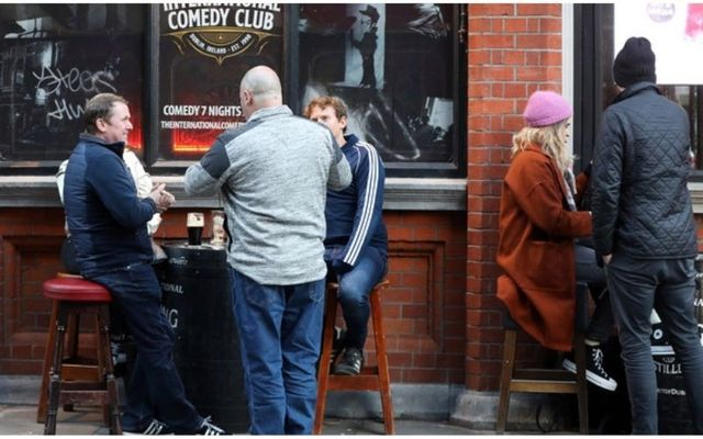 Darragh Curran\'s moving ode to the re-opening of pubs went viral online