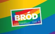 Ireland's postal service unveils special Irish language stamp for Pride month