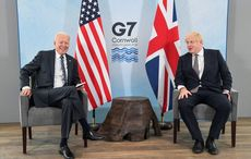 Biden's finest hour comes as he stands up ramrod straight for Good Friday Agreement
