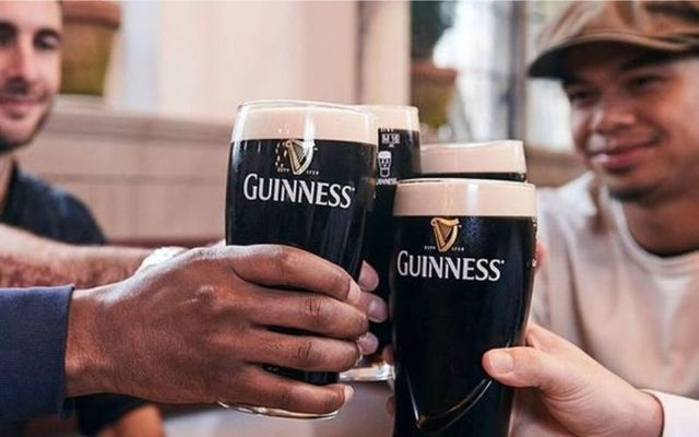 Non-alcoholic stout Guinness 0.0 is to be available in Irish pubs this summer