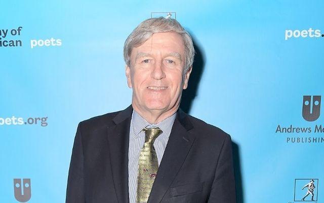 Irish Ambassador to the United States Daniel Mulhall.