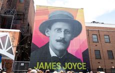 James Joyce mural unveiled in New York ahead of Bloomsday