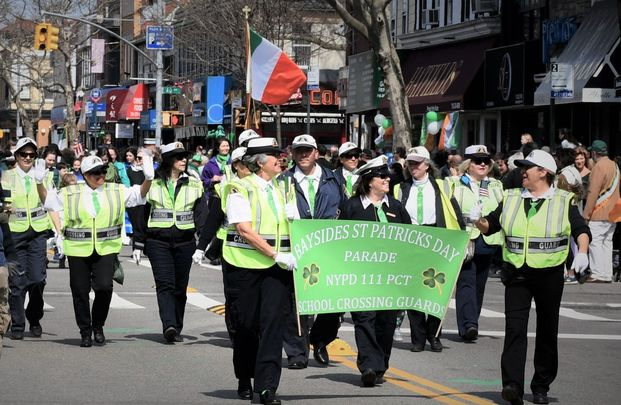 Bayside, Queens 2021 St. Patrick\'s Day parade will now take place on Sept 18, half way to Paddy\'s Day 2022.