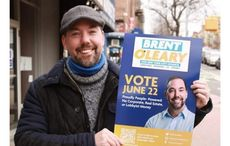 Brent O'Leary stresses local Queens roots in NY City Council race