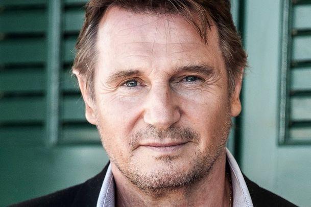 Irish actor and UNICEF Goodwill Ambassador Liam Neeson.