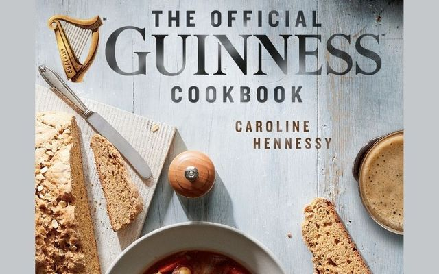 The Official Guinness Cookbook will be released later this year.