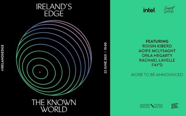 Tune into \'The Known World\' presented by Ireland\'s Edge and Other Voices on Tuesday, June 22.