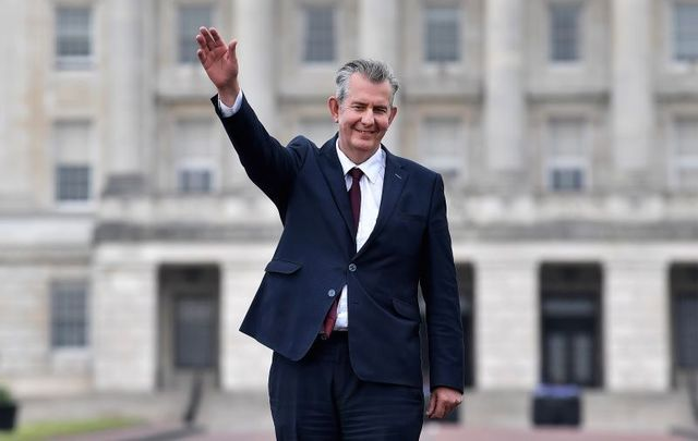 May 14, 2021: MLA Edwin Poots has been elected as the next leader of the Democratic Unionist Party (DUP).