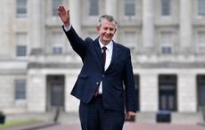 Edwin Poots resigns as leader of the DUP