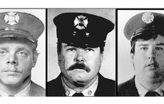 Widows of 3 firefighters honor their husbands on 20th anniversary of Queens fire