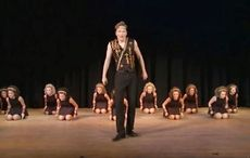 """WATCH: Conan O'Brien reminisces about learning """"the sacred art of Irish dancing"""""""