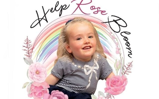 Four-year-old Rose O\'Flaherty