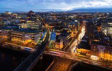 Trendy Dublin spot named among Europe's best rooftop bars
