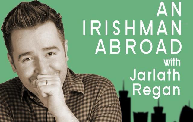 Jarlath Regan, Irishman Abroad.