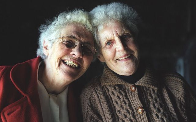 The Vanishing Ireland podcast features interviews with Irish elders.
