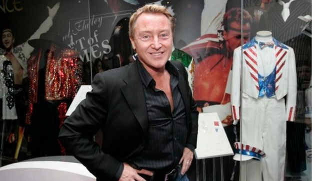 Michael Flatley was diagnosed with skin cancer in 2003.