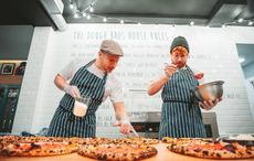 The Dough Bros pizzeria, Galway city