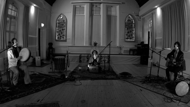 Rainbow Starlight, Pól Brennan, and Seán Mulrooney haunting new version of the prayer \'Hail Mary\'