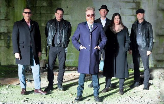 Flogging Molly is going on tour with Violent Femmes this fall.