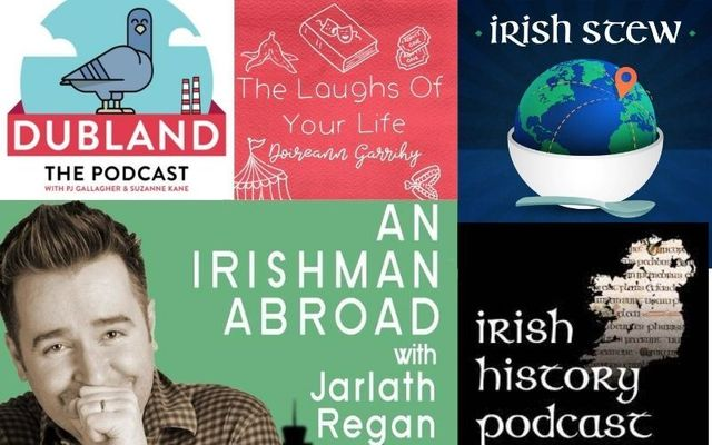 The top 5 Irish podcasts you should be listening to