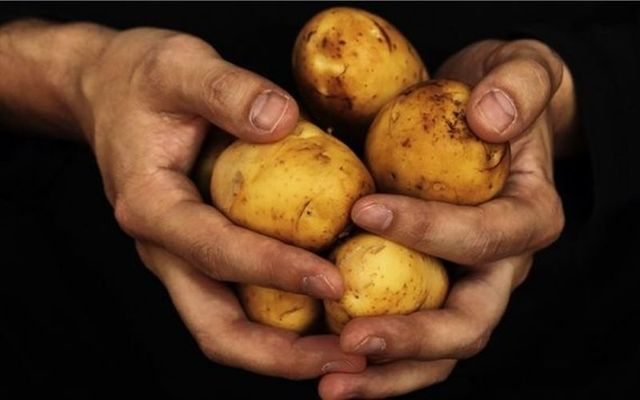 What are Syracuse Salt Potatoes and why are they getting a historic marker?