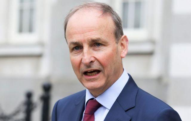 Taoiseach Micheál Martin.