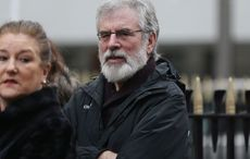 Gerry Adams takes on British developer he says is destroying Easter 1916