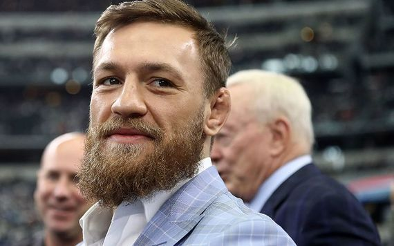McGregor is the highest-paid athlete in the world, according to Forbes.