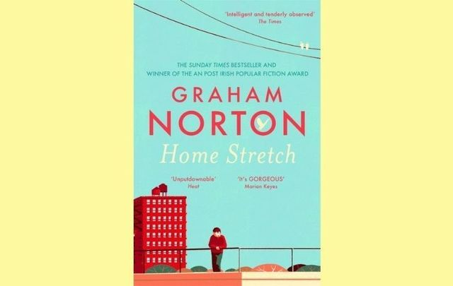 """""""Home Stretch"""" by Graham Norton is the July  2021 selection for IrishCentral\'s Book Club."""
