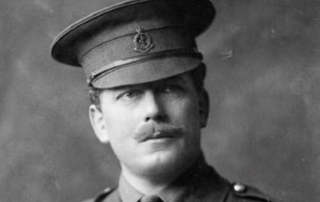 Major Dr. Thomas Joseph Crean, VC, DSO, circa 1900s - 1910s.