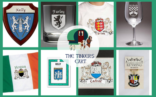 The Tinker\'s Cart is the purveyor of all things Irish