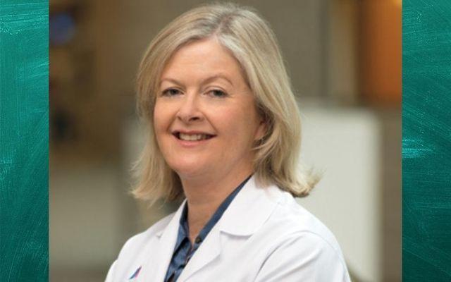 Dr. Barbara Murphy RIP.