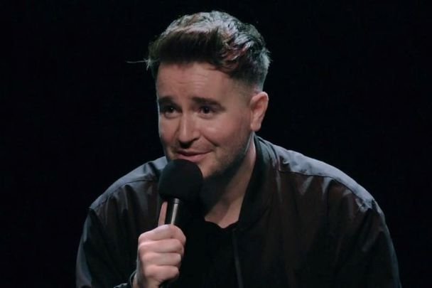 Jarlath Regan, the host of An Irishman Abroad podcast series.