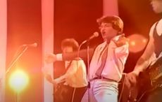 18-year-old Bono! Watch U2's first ever TV performance in 1978