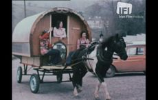 WATCH: Ireland as seen from a horse-drawn caravan nearly 50 years ago