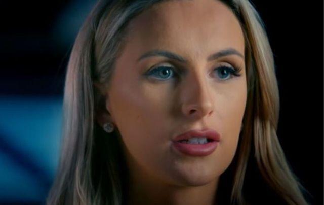 Michaella McCollum in BBC\'s new documentary \'High: Confessions of an Ibiza Drug Mule.\'