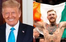 Donald Trump to attend Irish fan Conor McGregor's fight in Las Vegas
